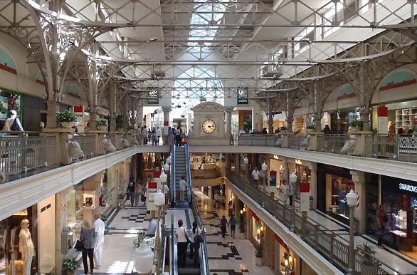 Como é o Shopping Patio Bullrich