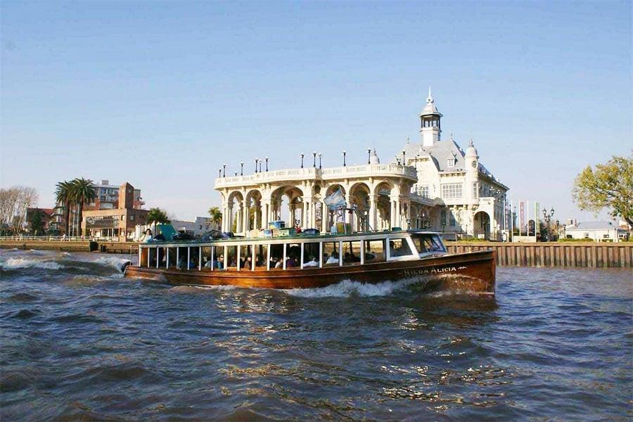 Outras atrações no Delta do Tigre