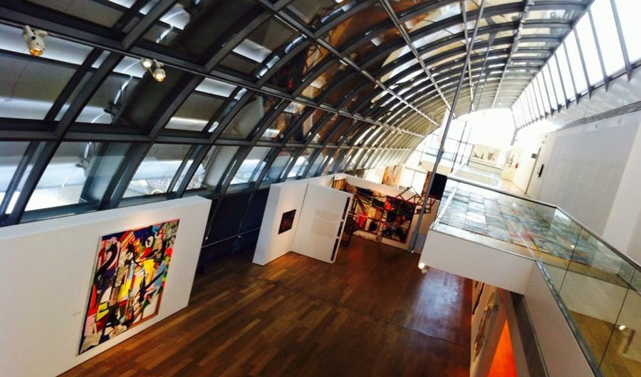 Visita à Fortabat Art Collection