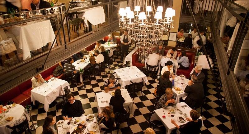 Restaurantes na Recoleta