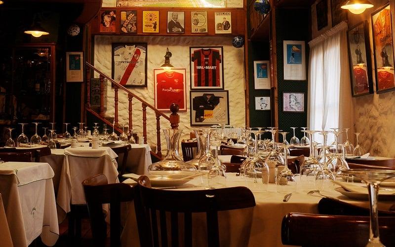 Restaurante La Brigada em Buenos Aires