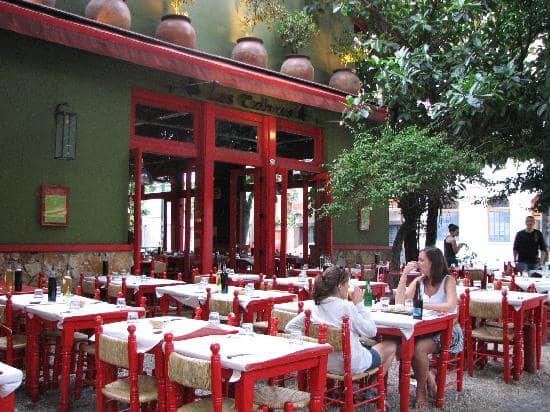 Restaurante Las Cabras em Palermo