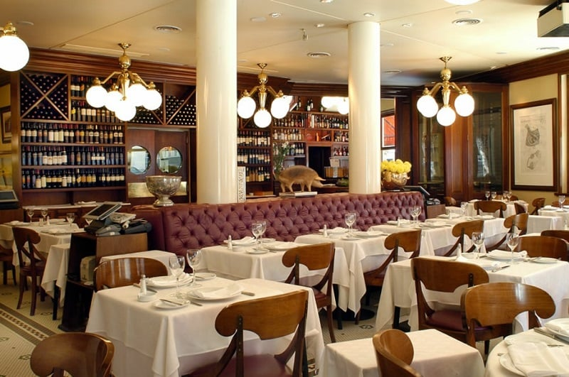 Restaurante Oviedo na Recoleta