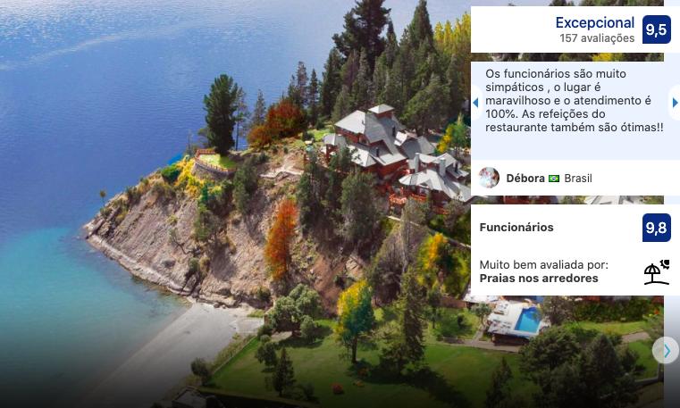 Hotel Charming - Luxury Lodge & Private Spa em Bariloche