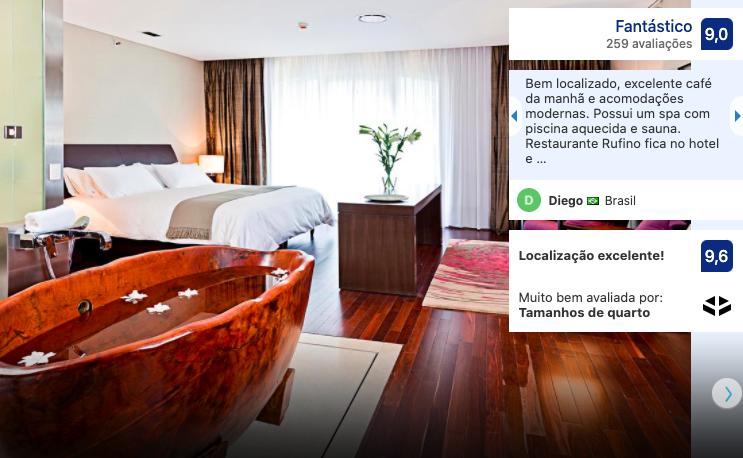Hotel Mio em Buenos Aires