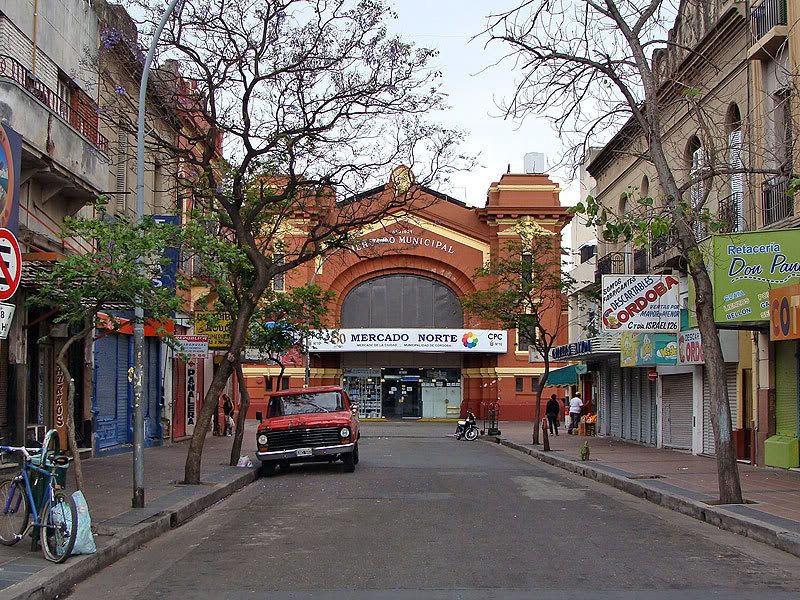 Mercado Norte, Córdoba