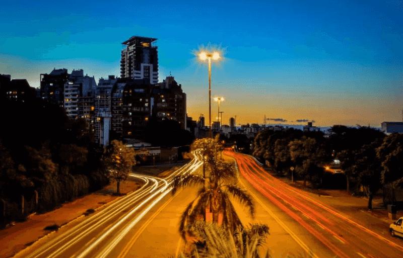 Como ir de carro do Aeroporto Internacional Pajas Blancas até o centro de Córdoba