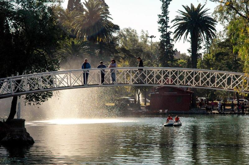 Parque Sarmiento em Buenos Aires