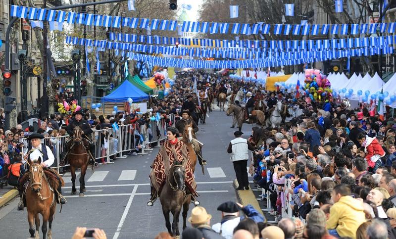 Feriados em Buenos Aires em 2020: Dia da Independência Argentina