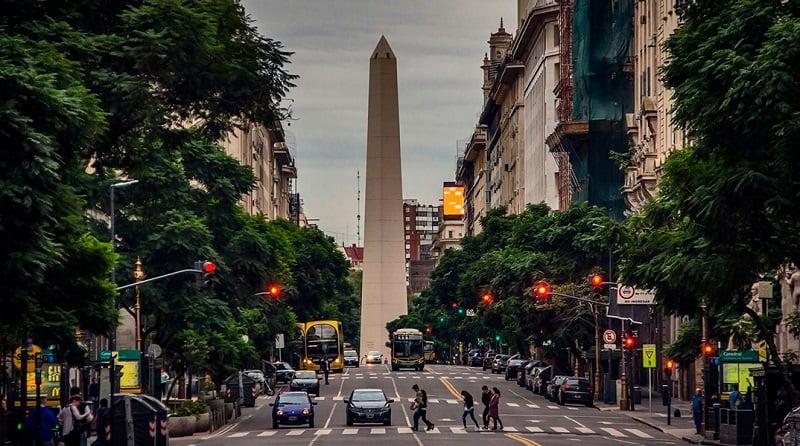Buenos Aires em agosto