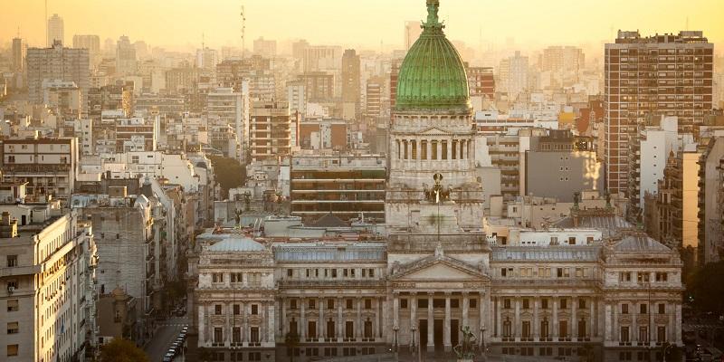 Buenos Aires em janeiro