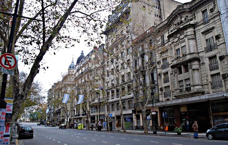 Clima em Buenos Aires no mês de agosto