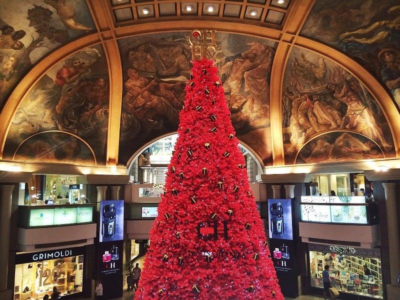 Shopping para compras em Buenos Aires em dezembro