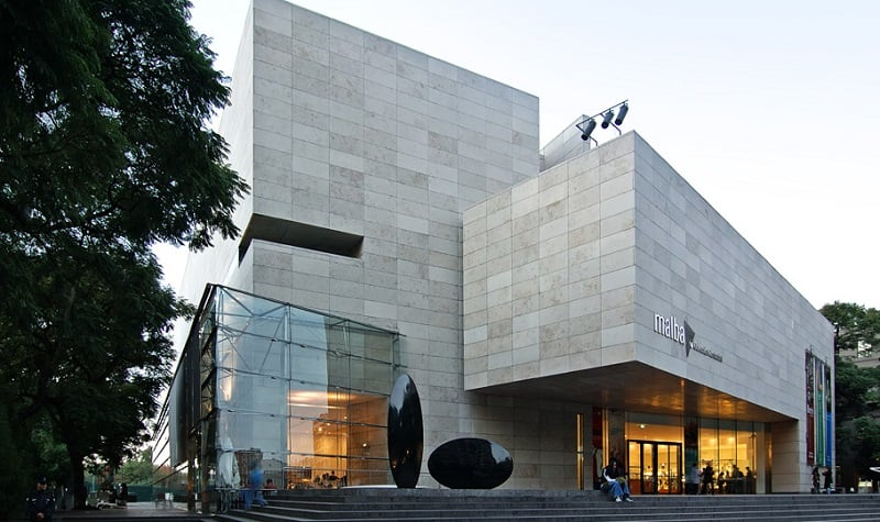 Visitar os museus em Buenos Aires - Malba
