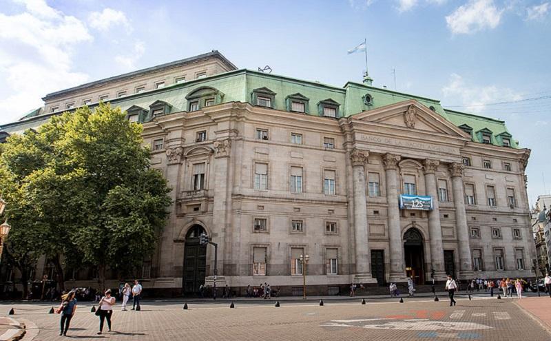 Banco La Nación em Buenos Aires