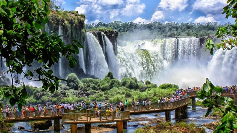 Como é a excursão para as Cataratas do Iguazú