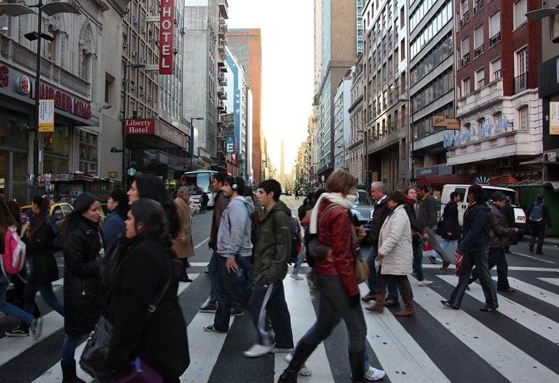 Clima em Buenos Aires no mês de junho