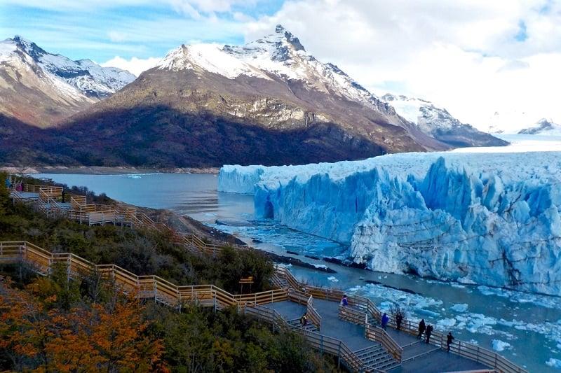 Como é a excursão para a Geleira Perito Moreno