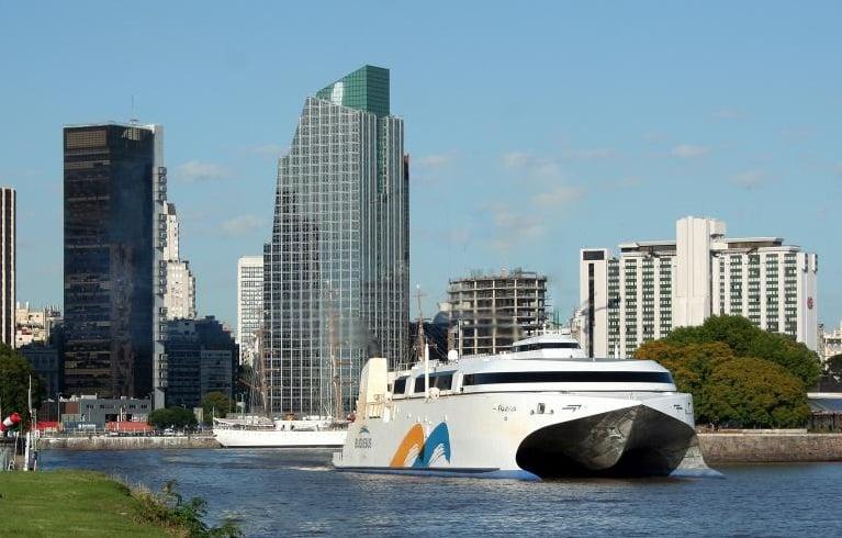 Como chegar de barco em Buenos Aires