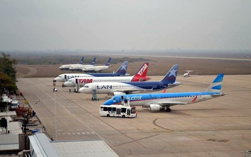 Companhias aéreas e destinos do aeroporto de Córdoba
