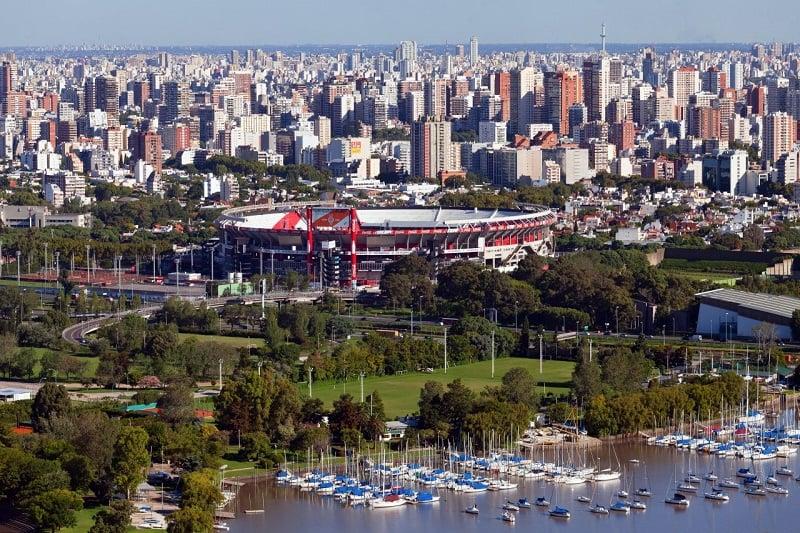 Mês de janeiro em Buenos Aires
