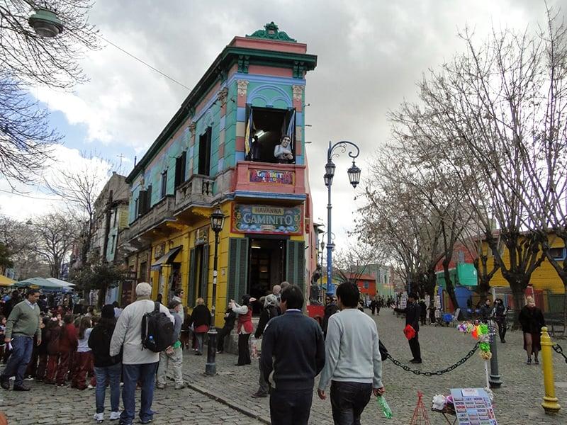 Buenos Aires em julho