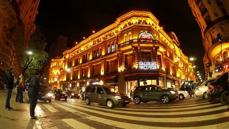 Mês de setembro em Buenos Aires