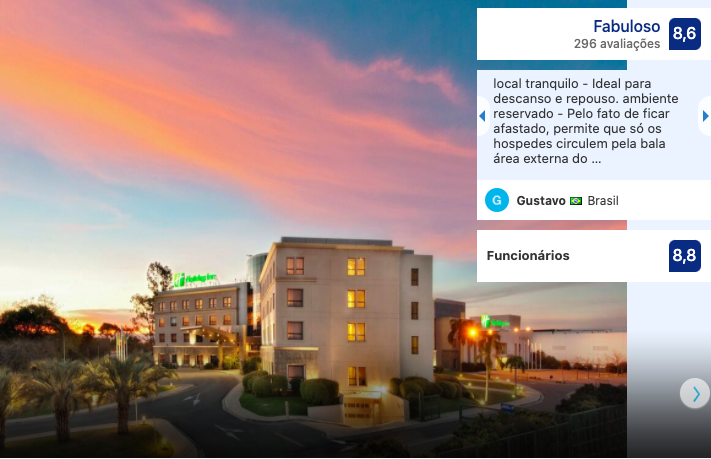 Hotel Holiday Inn em Córdoba
