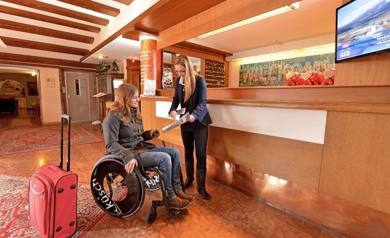 Hotéis para deficientes físicos em Buenos Aires