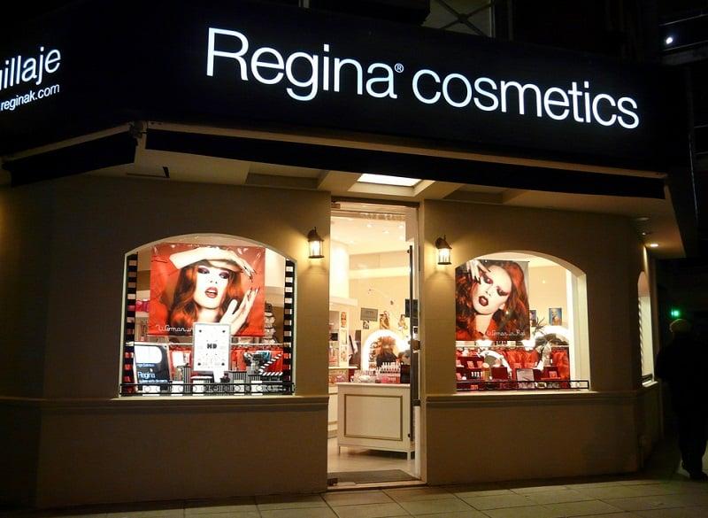Loja Regina Cosmetics em Buenos Aires