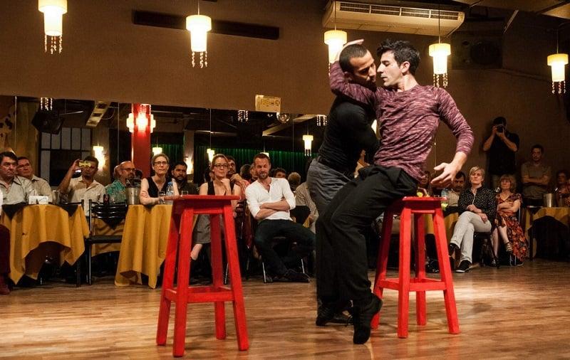 Tango LGBTI em Buenos Aires