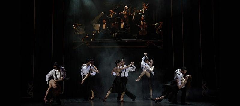 Shows de tango no natal em Buenos Aires