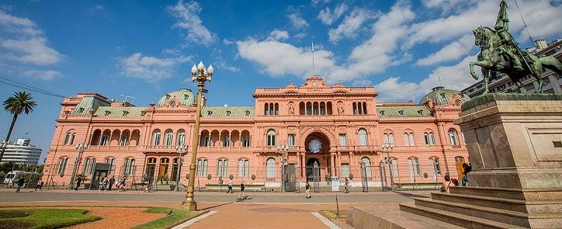 Passeios gratuitos em Buenos Aires: Casa Rosada