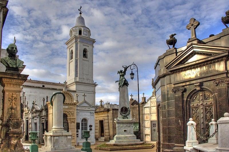 Passeios gratuitos em Buenos Aires: Cemitério da Recoleta
