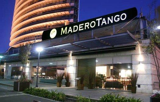 Madero Tango em Buenos Aires
