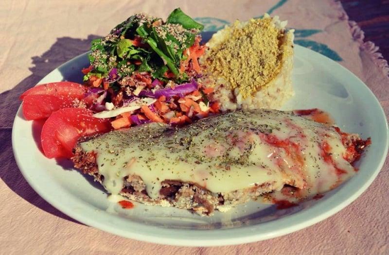 Restaurantes vegetarianos em Bariloche