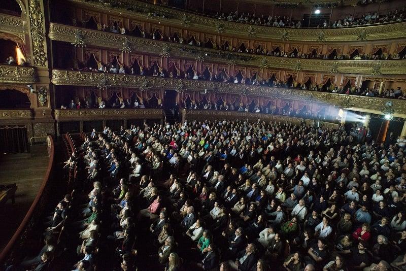 Festival Internacional de Cine Independente (BAFICI)
