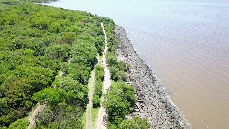 História da Reserva Ecológica Costanera Sur