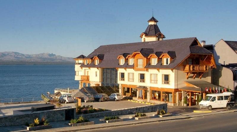 Hotel luxuoso em Bariloche