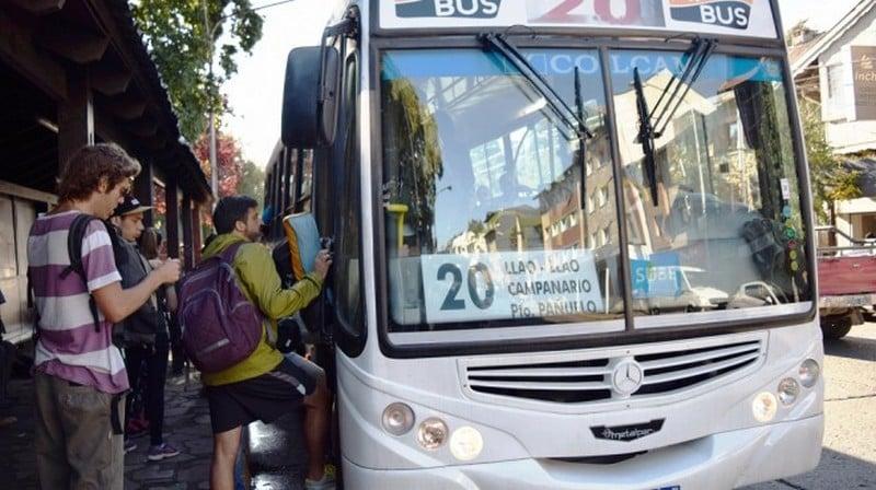 Transporte público para deficientes físicos em Bariloche