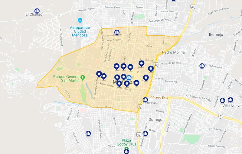 Onde ficar em Mendoza: melhores hotéis