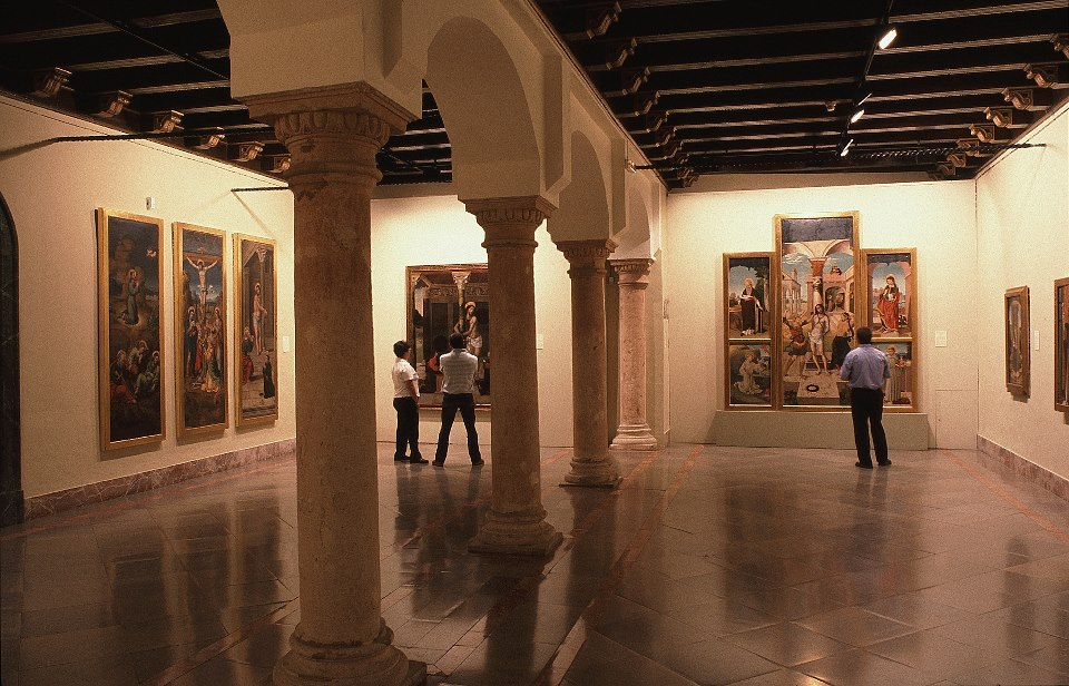 Museo de Bellas Artes em Córdoba, Argentina