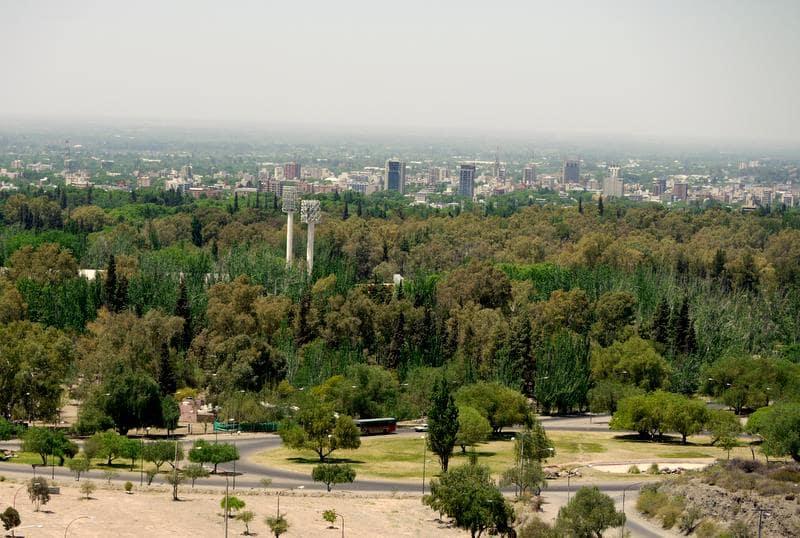 Passeio de ônibus turístico em Mendoza