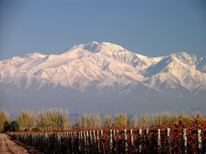 Clima e temperatura em Mendoza