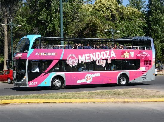 Passeio com o Mendoza City Tour