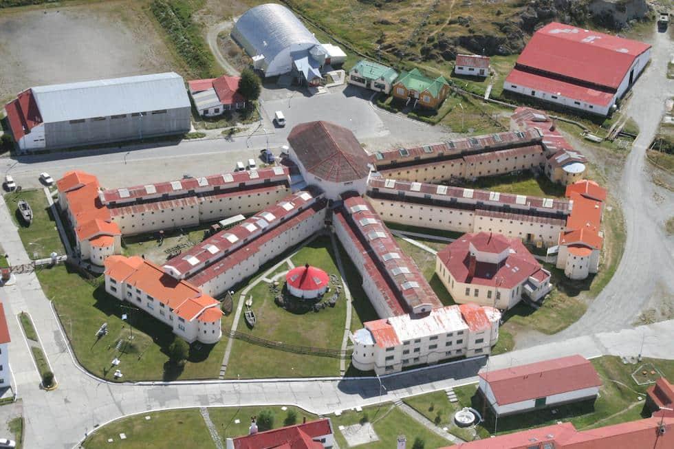 Museu Marítimo em Ushuaia, na Argentina
