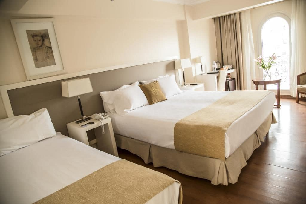 Hotel Huentala em Mendoza