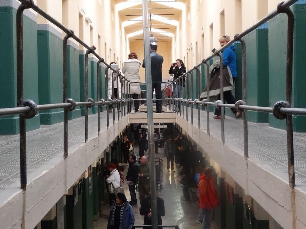 Museu Marítimo em Ushuaia, Argentina