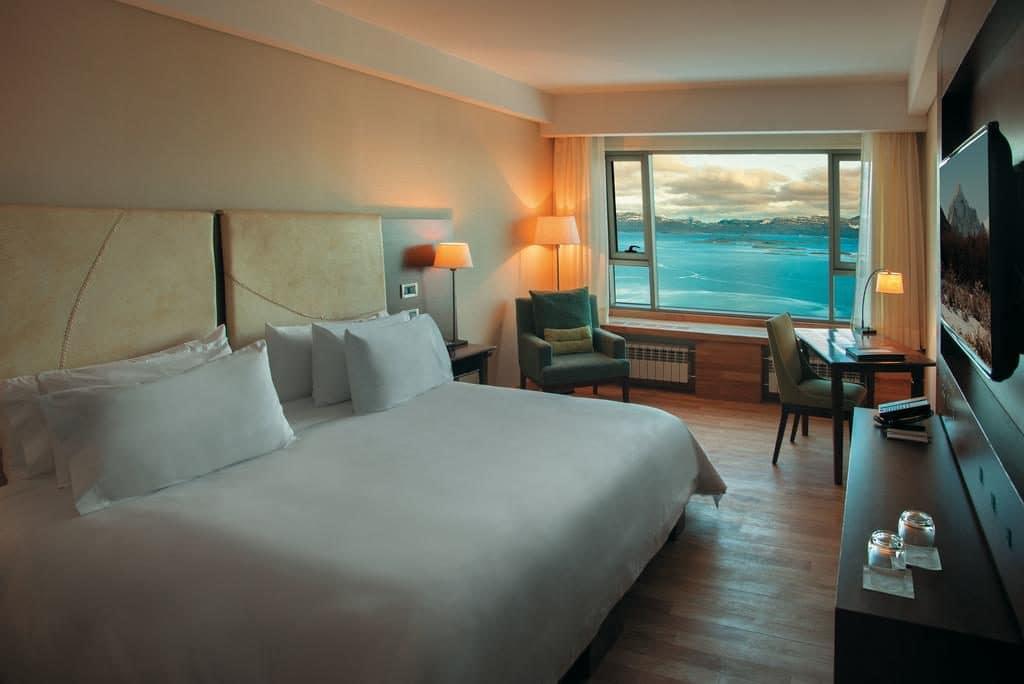 Quarto do Arakur Ushuaia Resort & Spa