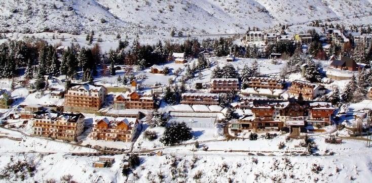 Pontos turísticos em Bariloche